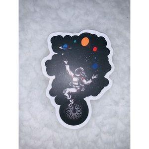 Juggling Planets Sticker 🪐